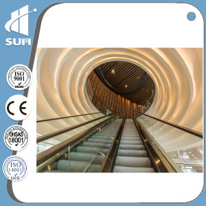 Step Width 800mm Speed 0.5m/S Escalator with Ce Certificate pictures & photos