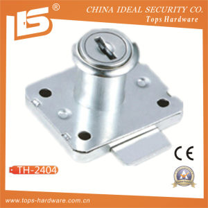 Furniture Security 101 Brass Key Zinc Alloy Drawer Lock pictures & photos