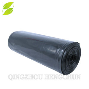 LDPE Heavy Duty Black Garbage Bags