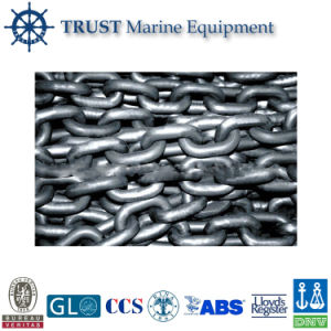 Mairne Ship Grade 1 Grade 2 Grade 3 Studless Link Anchor Chain pictures & photos