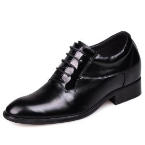 China Leather Men Low Heel Comfort