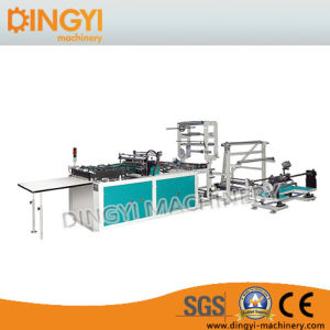 Computer Control Side Sealing Machine (DY-1000BF) pictures & photos
