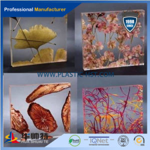 Cast Acrylic Sheet for Fabrication pictures & photos