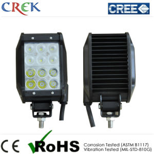 "4"" 36W Quad Row LED Work Light Bar (CK-BC40303)"