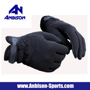 Anbison-Sports Tactical Airsoft Full Finger Gloves pictures & photos