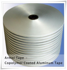 Armor Tape Copolymer Coated Aluminum Tape for Cable Use