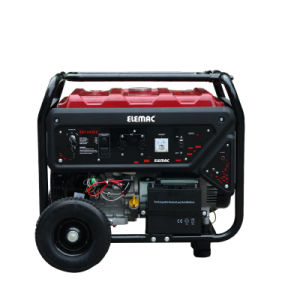 5kw R Line Gasoline Generator with Electric Starter