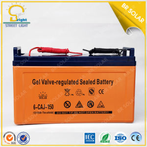 Maintenance Free 12V 150ah UPS Battery Solar Battery