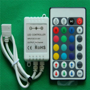 IR 28 Keys RGB Lighting LED Controller for LED Strip