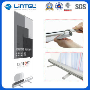 85X200cm Pull up Banner Aluminum Roll up Banner Stand (LT-0B) pictures & photos