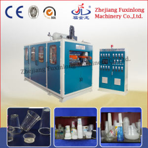 Four Pillars Automatic Disposable Cup Making Machine pictures & photos