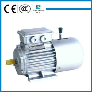 CE standard YEJ AC asynchronous 3 phase electric motor with magnetic brake pictures & photos