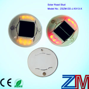 Round Shape Solar Road Stud / LED Road Marker / Cat Eye pictures & photos