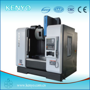 Vertical CNC Machine Center/Milling Machine with CE