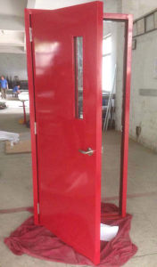 UL Listed Steel Fire Door for Emergency Entrance (CHAM-ULSD005) pictures & photos