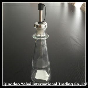 220ml Soy Sauce Glass Storage Bottle