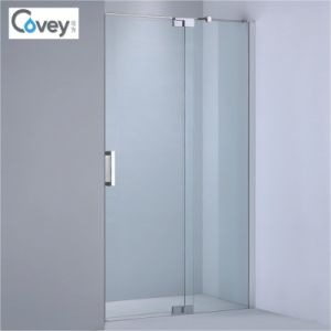 8mm/10mm Tempered Glass Shower Enclosure/Bathroom Shower Screen (KW02D)