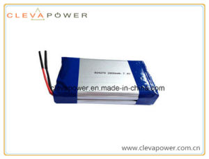 Li-Polymer Rechargeable Battery for Power Bank 7.4V 2000mAh