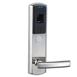 Avent Security M101 Fingerprint Door Lock with Stainless Steel  sc 1 st  Made-in-China.com & China Avent Security M101 Fingerprint Door Lock with Stainless Steel ...