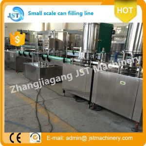 Can Filling Machine for Fruit Juice pictures & photos