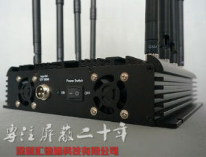 8-CH High Power Desktop Cellular Signal Blocker pictures & photos