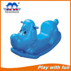 Most Popular Plastic Cheap Outdoor Playground Spring Horse pictures & photos