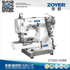 Zoyer Pegasus Cylinder Flat Bed Interlock Sewing Machine (ZY600-02BB) pictures & photos