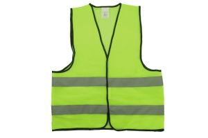 High Yellow&Orange Mesh Polyester Safety Vest -Kseibi pictures & photos