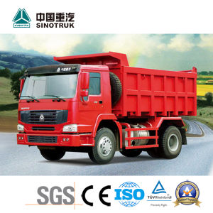 China Best Tipper Truck of HOWO 4X2 pictures & photos
