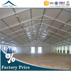 10mx25m Unique Clearspan Structure White Canvas Business Canopy Tent pictures & photos