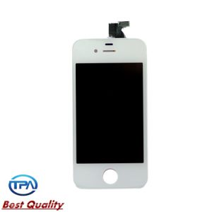 Original Mobile Phone LCD for iPhone4g Replacement Repair White Screen