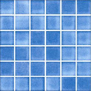 Swimming Pool Tiles Mosaic Ceramic Bule G352e