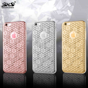 2016 New Arrival Luxury Bling Glitter Shining Soft TPU Phone Accessories