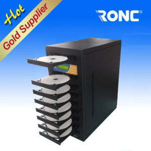 UP to 24X 1 Drawer with 7 Trays DVD Duplicator pictures & photos