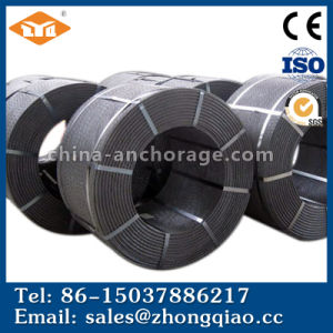Low Relaxation ASTM A416 Grade 270 9.5mm PC Steel Strand