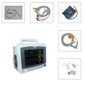 8.4 Inch 6-Parameter Patient Monitor/ECG Monitor (RPM-9000C2) -Fanny pictures & photos
