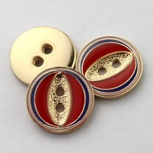Metal Zinc Alloy Sewing Buttons for Coats pictures & photos