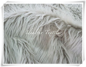 Shag High Pile Fur Fabric pictures & photos