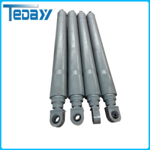 Push Plate Hydraulic Oil Cylinder for Garbage Compressor