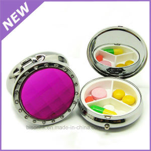 Customized Metal Pill Box, Mini Pill Box, Portable Pill Box pictures & photos