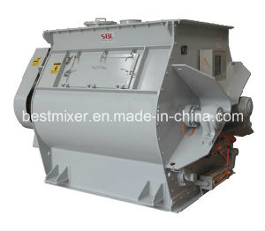 Food Industry Paddle Mixer Machine pictures & photos