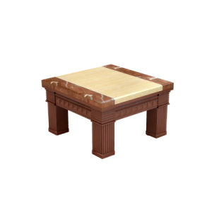Modern Design Marble Top Center Table Coffee
