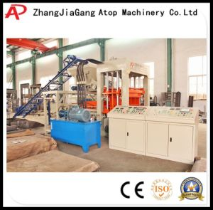 Automatic Hollow Block Making Machine/Brick Making Machine pictures & photos