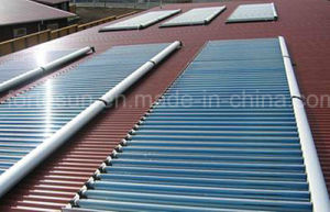 High Pressure Heatpipe Solar Thermal Water Heater Collector pictures & photos