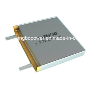 3.7V Rechargeable Lithium Polymer Battery Cell