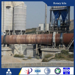 Small Rotary Lime Kiln with ISO Certification Made in China pictures & photos