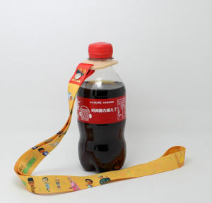 Simple Design Bottle Holder Lanyards pictures & photos