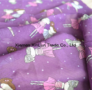 High Quality Printed Polyester Fabric From China pictures & photos