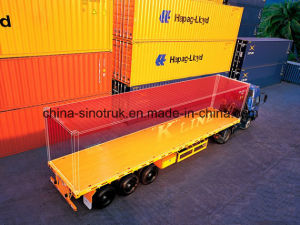 Professional Supply Hot Sale Cimc Semi-Trailers for Containers for Machiners 30-80tons pictures & photos