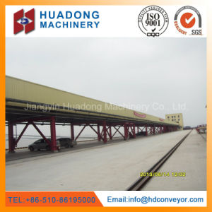 Long Distance Fixed Belt Conveyor pictures & photos